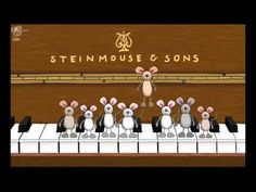 Happy Birthday Musical Mice - Steinmouse & Sons Happy Birthday To You. This Happy Birthday song is one of the best Happy Birthday Videos with Happy Birthday . Happy Birthday Animated Cards, Happy Birthday Song Video, Happy Birthday Music, Happy Birthday Wishes Cards, Happy Birthday Celebration, Happy Birthday Pictures, Card Birthday, Birthday Ideas, Happy Birthdays