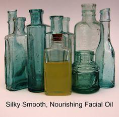 DIY: Super Silky, Nourishing Face Oil