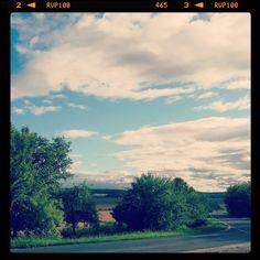 0x38c: Cesta / Road (11) Clouds, Outdoor, Instagram, Hampers, Outdoors, Outdoor Games, The Great Outdoors, Cloud