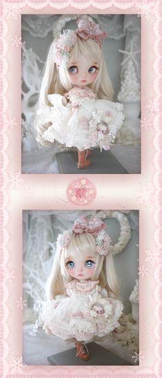 Кукла Блайз, Blythe Doll Одежда для кукол, Clothes for dolls Ooak Dolls, Blythe Dolls, Barbie Dolls, Pretty Dolls, Beautiful Dolls, Lifelike Dolls, Kawaii Doll, Gothic Dolls, Baby Fairy
