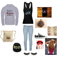 """#Divergent"" by reesetomlinson on Polyvore"