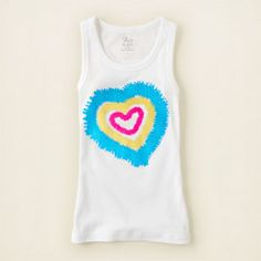 girl - matchables tank top   Children's Clothing   Kids Clothes   The Children's Place