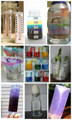 Creative science activities - BIG ways to explore and experiment in a small spaces!