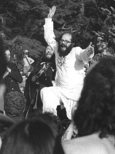 Allen Ginsberg: A beat poet, Ginsberg gave a harsh description of the world he saw around him in his writing.