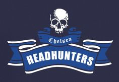 Chelsea Headhunters T-Shirt Chelsea Blue, Chelsea Fc, Chelsea Players, Casual Art, Football Casuals, Stamford Bridge, Chelsea Football, Fulham, Blue Bloods