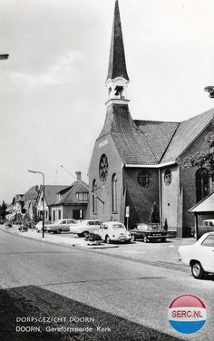 Kampweg Doorn (jaartal: 1970 tot 1980) - Foto's SERC