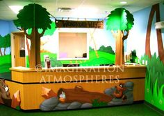 Themes To Me... | Adventures in environmental theming with Imagination Atmospheres.