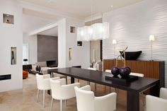 white dining room table and chairs - Google Search
