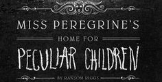 Tim Burton to direct 'Miss Peregrine's Home for Peculiar Children' slated for July 2015 - I am reading this book now and can't wait for the movie!
