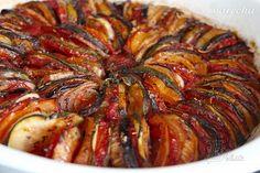 Ratatouille (fotorecept) - recept | Varecha.sk Ratatouille, Veggies, Cooking, Ethnic Recipes, Food, Kitchen, Vegetable Recipes, Vegetables, Essen