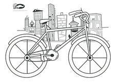Accordion Bicycle Craft Idea for Kids - Preschool and Kindergarten Bicycle Crafts, Bike Craft, Kids Bicycle, Fun Crafts For Kids, Toddler Crafts, Craft Activities, Preschool Crafts, Bike Boots, Bike Shelf