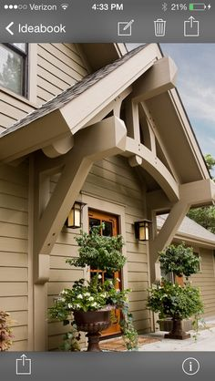 Prairie Style Windows Sage Green Exterior Paint And
