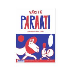 Paraati via Etana Editions. Click on the image to see more!
