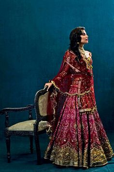 Tarun Tahiliani | Vogue Wedding Show 2014