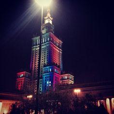 Warszawa PKiN