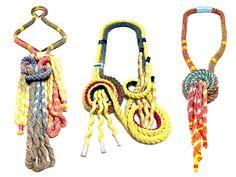 Glow Wild with Neon Zinn Necklaces