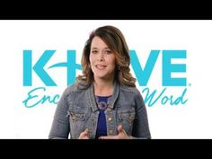 K-LOVE's Encouraging Word: Proverbs 20:18 - YouTube