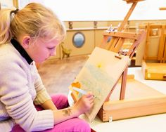 Create your own land or seascape in the 'Turner from the Tate' Family Activity Room Creative Activities, Family Activities, Activity Room, Create Your Own