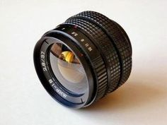 Mir 1V(B) 37mm F2.8 Wide Angle Russian Lens for Canon EOS Cameras -- Continue to the product at the image link.