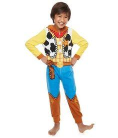 Toy Story Pajamas Boy's 10 NeW Zip-Up WOODY Union Suit Pjs WOODY Pajamas NWT #WoodyPajamas #WoodyUnionSuit #ToyStoryPajamas #ToyStoryWoodyPajamas
