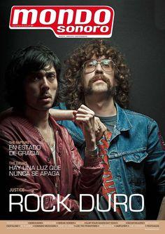 #Mondosonoro 187. Justice: Rock duro.