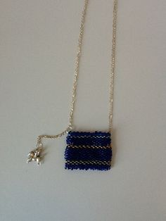 Horsefeathers Necklace by GoGetOurGirl on Etsy, $25.00