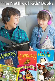 Instantly access 25,000 high-quality ebooks for Kids 12 and under. Read FREE for 30 days. Perfect for Back-to-School!