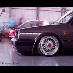 Euro Sexy. #vw #golf #stancenation - taken by @Connie Hamon Brzowski Anderson Nation - via http://instagramm.in