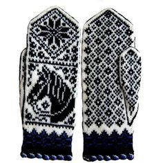 Mittens Pattern, Knit Mittens, Knitting Charts, Knitting Patterns, Creative Class, Fair Isle Knitting, Knitting Projects, Needlework, Knit Crochet