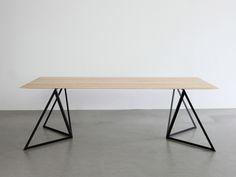 Stalen onderstellen voor een tafel - Nieuws - ShowHome.nl