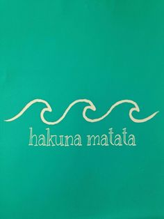 Hakuna Matata ♡ for the rest of your dayssss Its a problem freeeee, philosophy! HAKUNA MATATA