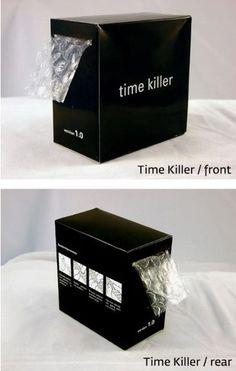 """""""Time Killer"""" – der ideale Weg seine Zeit zu vertreiben on http://www.drlima.net"""