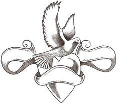 Heart And Love Tattoos Designs  High Quality Photos Flash