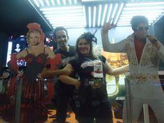 Informando 2013 - Stand Ups - Acontece Cerimonial - Tema Vegas