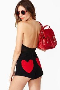 Nothin' But Love Shorts-Nasty Gal. Honeymoon wear