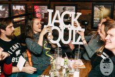 Jack Quiz  teams Warsaw, Dan
