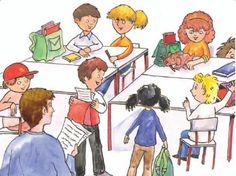 Κάθε μέρα... πρώτη!: Ένας καινούριος μαθητής (1)