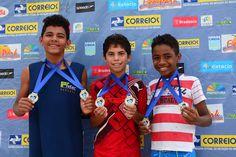 Prefeitura de Boa Vista, atletas da escolinha da Vila Olímpica conquistam medalha de ouro em torneio de natação #pmbv #prefeituraboavista #boavista #roraima