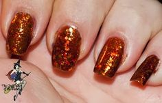 PeachMoonshine by Sweet Pea Lacquer