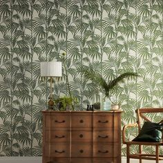 Palm Wallpaper - The Hawaiian Home