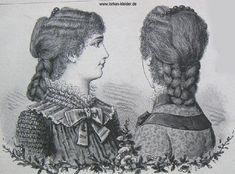 Lorkande - Küraßmode - Frisuren