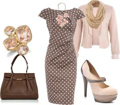 """""""Such a Lady!"""" by leelee107 on Polyvore"""