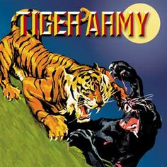 Tiger Army. Psychobilly from US. What can I say...heart, heart, smiley. It's a shame they didn't release anything new lately but you can try Nick13 in the meanwhile.