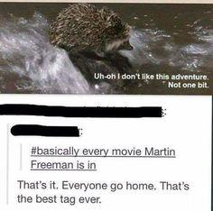 Poor Martin!