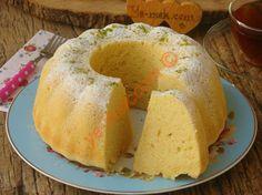 Tereyağlı Limonlu Kek Resmi