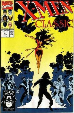 X-Men Classic # 61 by Mike Mignola & P. Craig Russell