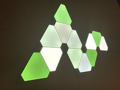 Nanoleaf continues its tradition of producing stylish lighting products at the forefront of energy efficiency, but with a major twist this time. Nanoleaf Aurora, the company's recently released modular smart lighting panels, offer countless possibilities for layout and colour options, enabling users to fully personalize their lighting to match their moods and activities throughout the day. The product's modularity means that users can change their lighting layouts as often as they like.