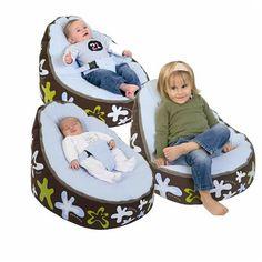 How Neat! Baby Bean Bag Chair !