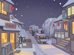 Winter's Nightlight by aimee5.deviantart.com on @deviantART