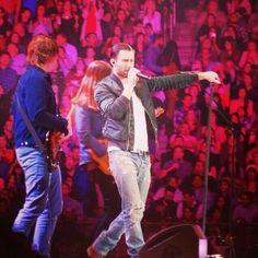 Adam Levine - Houston 3/13/14